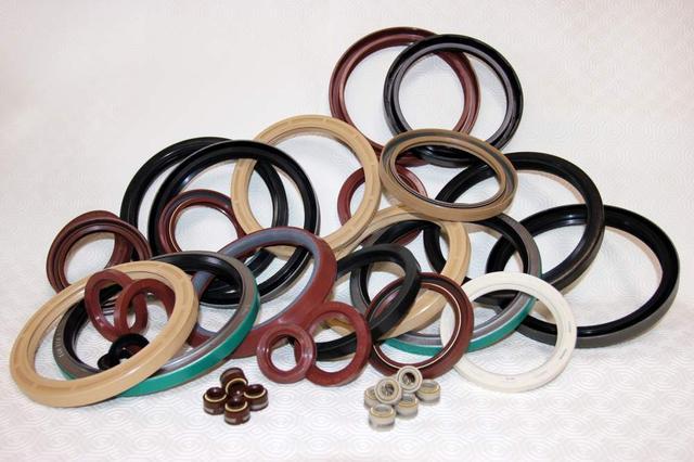 Кольца резиновые, сальники, манжеты, рем. комплекты