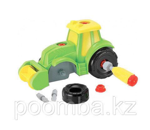 Конструктор Build & Play - Трактор
