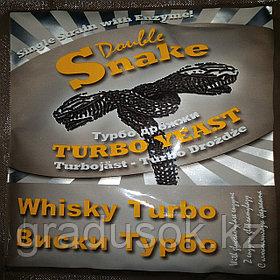 Дрожжи спиртовые Double Snake Виски Турбо