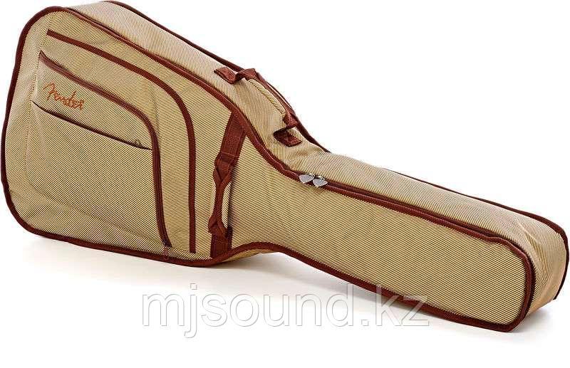 Чехол для Акустической гитары Fender Urban Dreadnought Bag Tweed