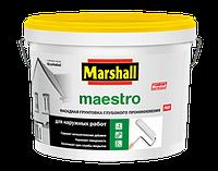 Грунтовка фасадная Marshall MAESTRO