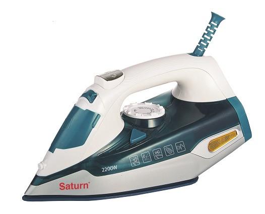 Утюг Saturn ST-CC7114 лазурный