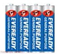 Элемент питания R6 AA Everedy BLUE 4 штуки в шринке