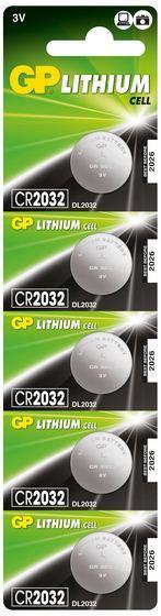 Батарейка литиевая GPCR2032