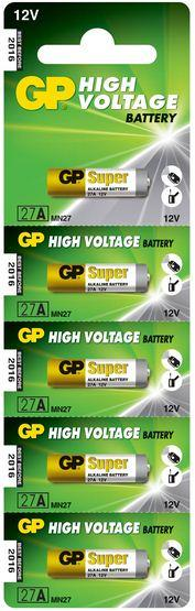 Батарейка GP27AE