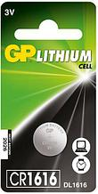 Батарейк литиевая GPCR1616