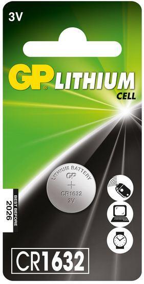 Батарейк литиевая GPCR1632