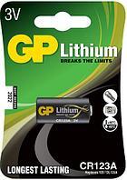 Батарейк литиевая GPCR123A