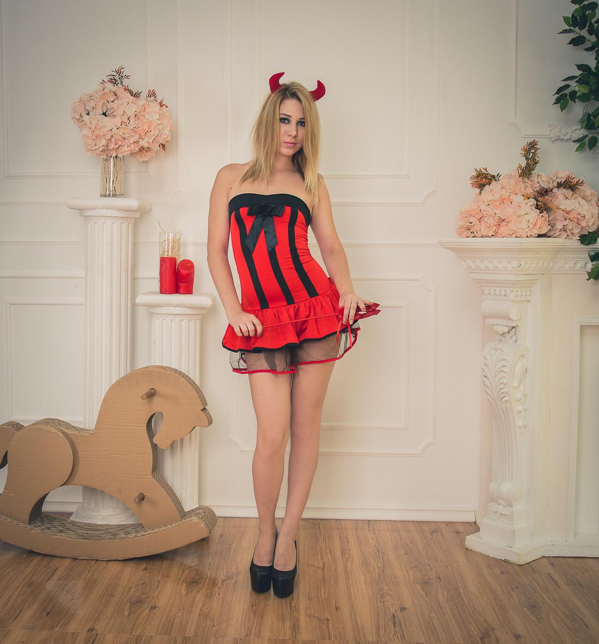 Костюм *Devil Woman*