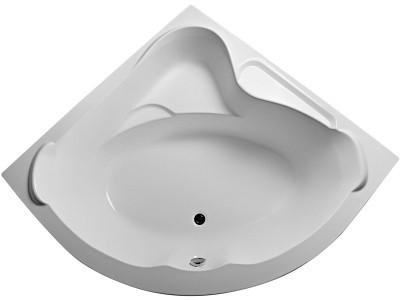 Акриловая угловая ванна Ибица (150*150) (Полный комплект)