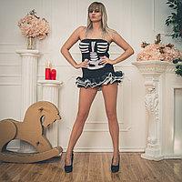 Секси платье *Скелет*, фото 1