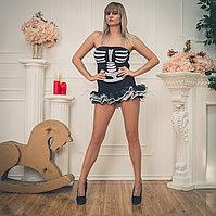 Секси платье *Скелет*