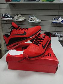 Кроссовки Nike Air Max 2017 Version 2 красные