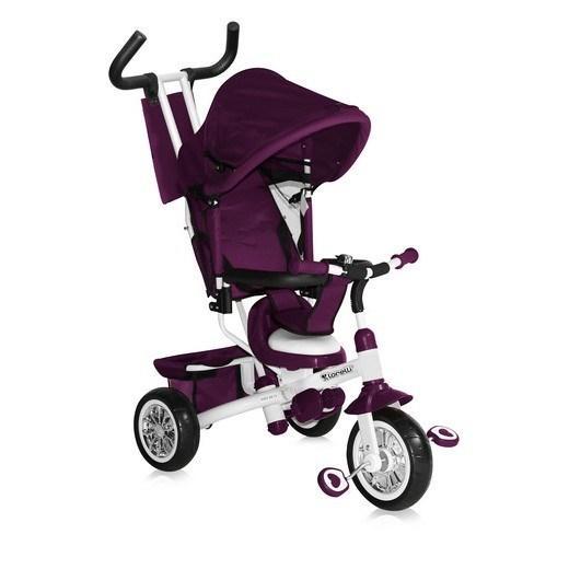 Велосипед трехколесный детский Bertoni B302A (Фиолетовый)