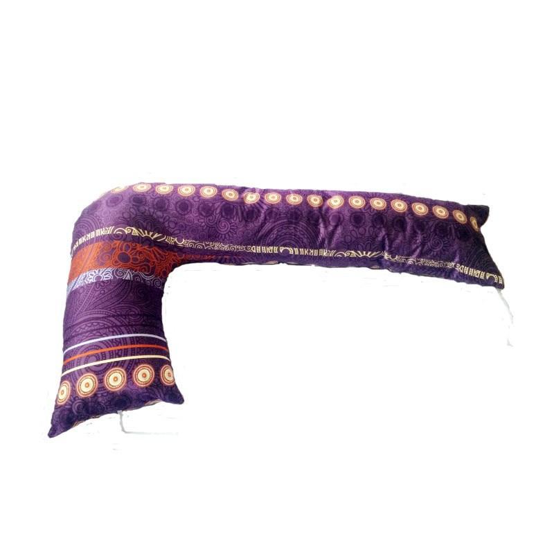 Подушка для беременных и кормления Podushechka Г образная (Сатин)