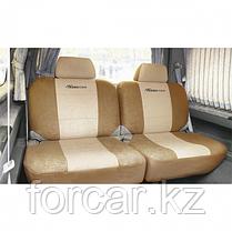 Чехлы Transform для микроавтобусов, минивэнов и джипов бежевые, фото 3