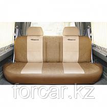 Чехлы Transform для микроавтобусов, минивэнов и джипов бежевые, фото 2