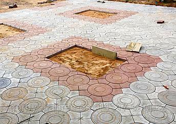 Брусчатка тротуарная плитка - Номад, фото 2