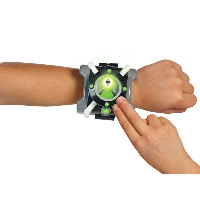 Ben 10 Детские наручные часы Бен 10 - Омнитрикс (свет, звук)