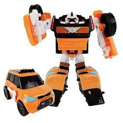 "Tobot Робот-трансформер Тобот X ""Приключения Мини"""