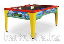 Аэрохоккей «Home» 5 ф (163 х 106 х 73 см, цветной)
