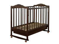 Кроватка СКВ-Компани Березка 120118 Венге Brown