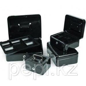 Ящик для денег 200х150х75мм, черный