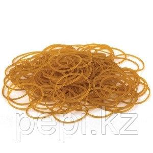 Резинки для денег желтый, 70мм, 1000гр