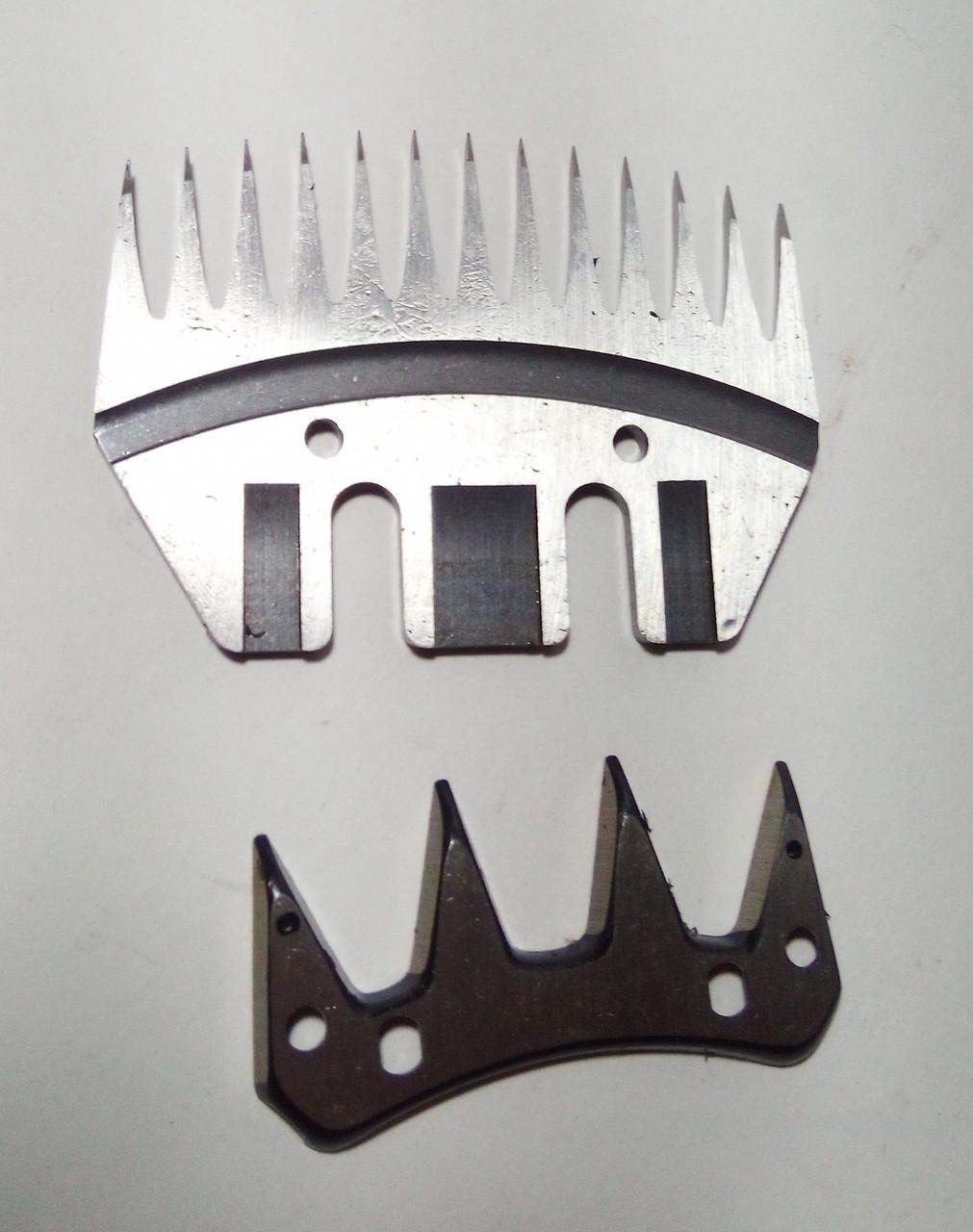 Ножи аппарата для стрижки (пара)