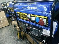 Бензиновый генератор на 6 квт, фото 1