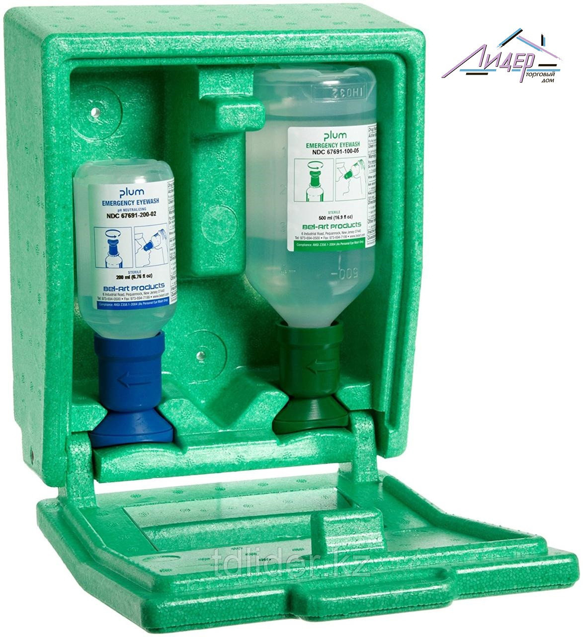 Комплект PLUM для чрезвычайных ситуаций в случае риска травматического и химического повреждения (4787)
