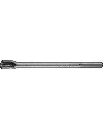 ЗУБР SDS-max Зубило-штробер полукруглое 26 x 300 мм