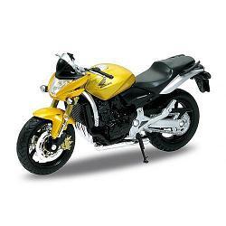 1/18 Welly Масштабная модель мотоцикла Honda Hornet