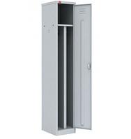 Металлический шкаф для одежды ШРМ 21