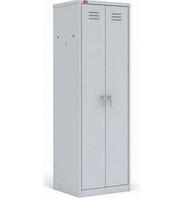Металлический шкаф для одежды ШРМ АК/500/800