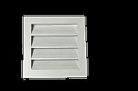 EAL-A (ЕАЛ-А)- Наружная решетка с алюминиевыми лопостями
