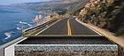 Георешетка для армирования основания авто и ЖД дорог, армирование на слабых грунтах, фото 4