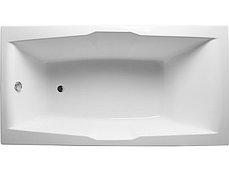 Акриловая  прямоугольная ванна Корсика 190*100 см. 1 Марка. Россия (Ванна + каркас +ножки), фото 2