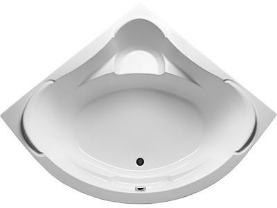 Акриловая угловая  ванна Палермо 150*150 (Полный комплект)