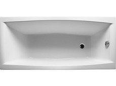 Акриловая прямоугольная ванна Виола 120*70 см. 1 Marka. Россия (Ванна + ножки), фото 2