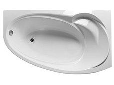 Акриловая ванна Джулианна 170*100 (Правая) (Полный комплект) Ассиметричная. Угловая, фото 2