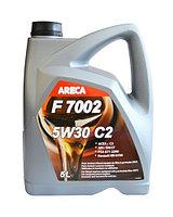 Моторное масло ARECA F7002 C2 5w30 5 литров