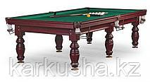 Бильярдный стол для русского бильярда «Дебют» 10 ф (махагон)