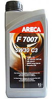 Моторное масло ARECA F7007 C3 5w30 1 литр
