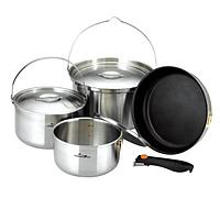 Набор посуды KOVEA ALL-3PLY STAINLESS COOKWARE