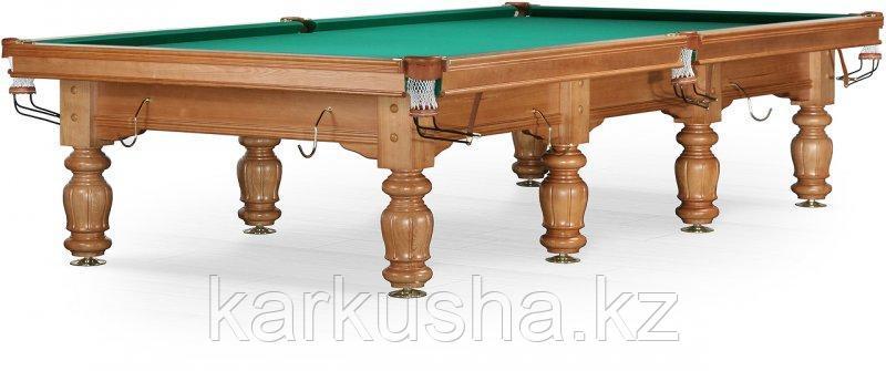 Бильярдный стол для русского бильярда «Classic II» 12 ф (ясень)