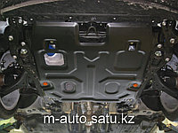Защита картера двигателя и кпп на Nissan Note/Ниссан Нот 2005-, фото 1