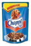 Chappi «Говядина по-домашнему», 100г Чаппи Влажный корм для собак