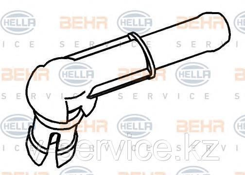 Болт воздушного клапана M104(000 500 08 94)(HELLA 8M 376 743-321)