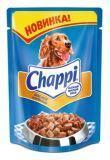 Chappi «Мясное изобилие», 100г Чаппи Влажный корм для собак